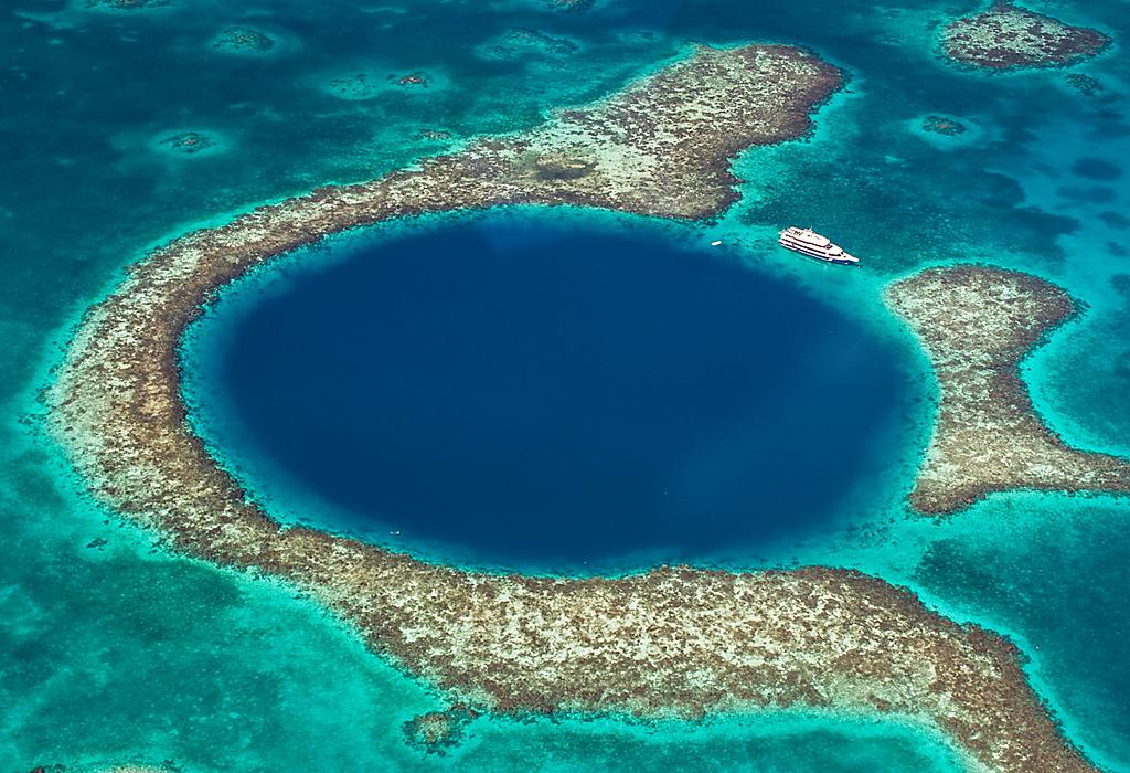 Belize Blue Diving Hole