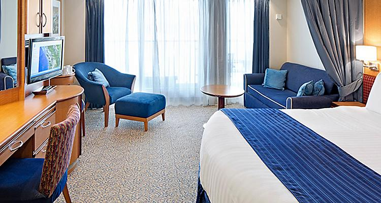 Cruise Rooms Amp Suites Radiance Of The Seas Royal