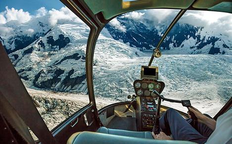 Alaska Charter Helicopter Tour