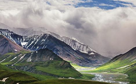Magnificent Denali National Park Alaska