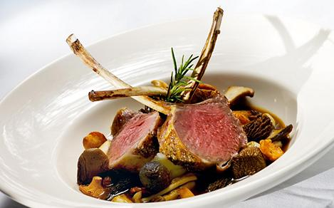 New Zealand Traditional Lamb Dish