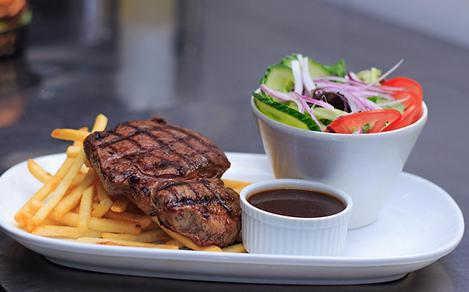 Australian Classic Steak and Frites