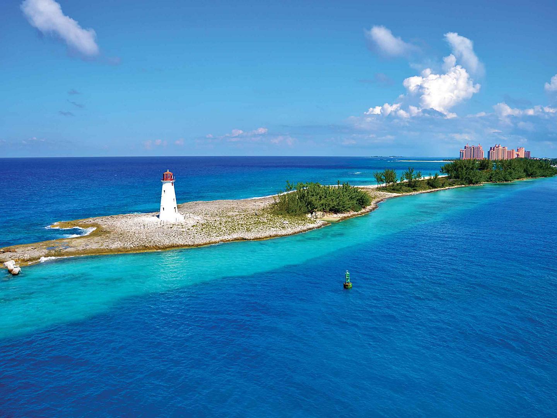 Nassau, Bahamas Lighthouse in Paradise Island