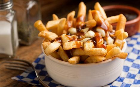 Typical Poutine Canada
