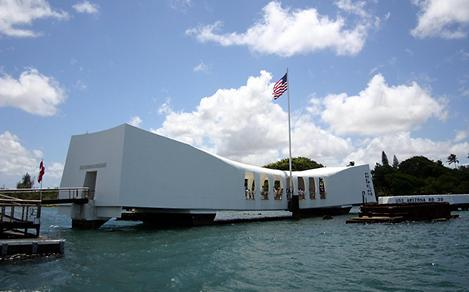 Hawaii USS Arizona Memorial