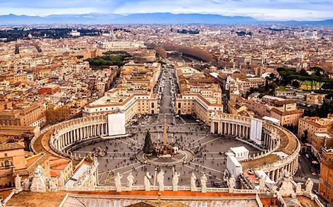 Rome, Italy Vatican City
