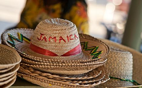 Authentic Hats from Jamaica