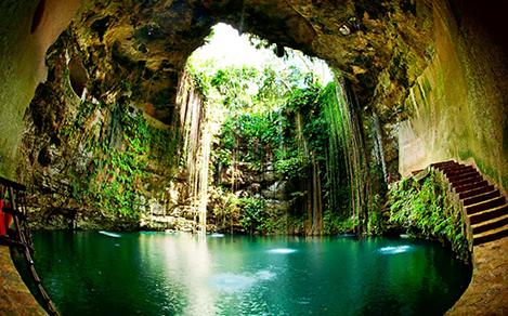 Must See Cenote in Mexico