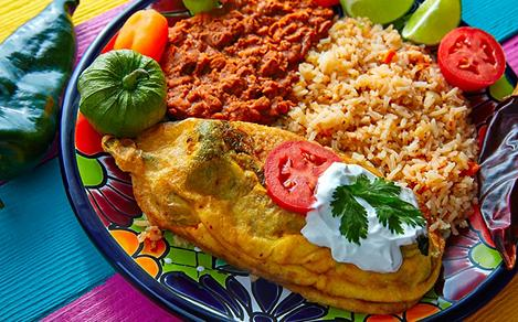 Mexican Chile Relleno