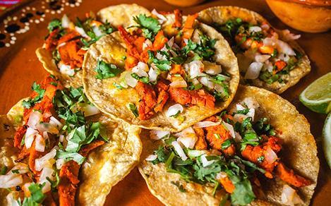Popular Mexican Tostadas