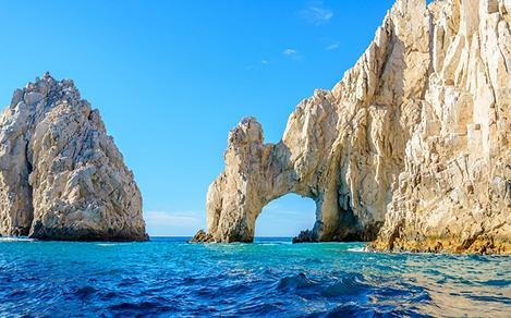 Los Arcos in Cabo San Lucas, Mexico