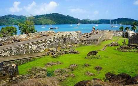 Old Forts in Panama