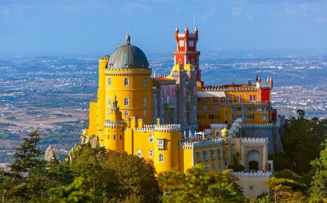 Visit the Pena National Castle