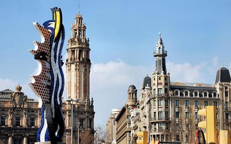 Spanish Street Art and Sculpture
