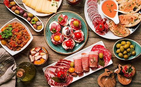 Enjoy Tapas and Petiscos in Spain and Portugal