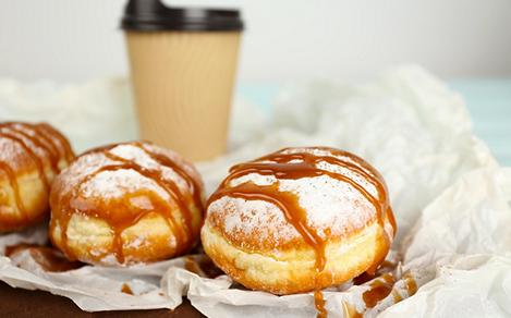 Doughnuts and Coffee in Seattle