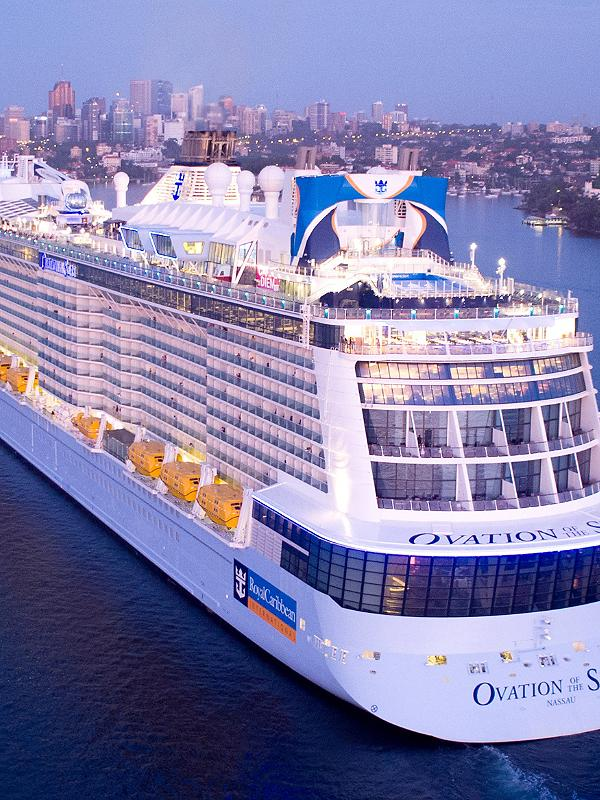 royal caribbean repositioning cruises 2020