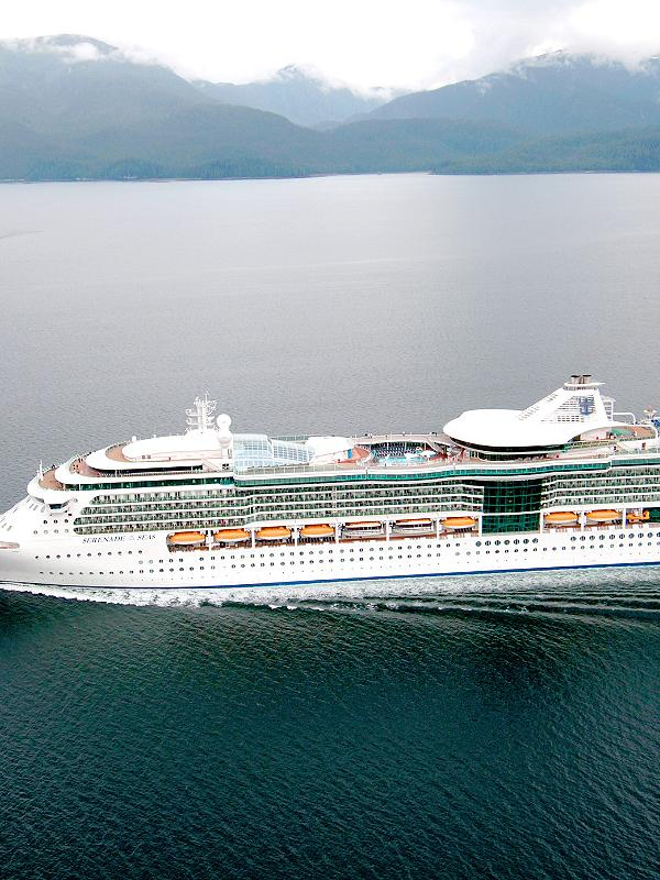 Cruise To Hawaii >> 11 Night Hawaii Cruise On Serenade Of The Seas From Vancouver British Columbia