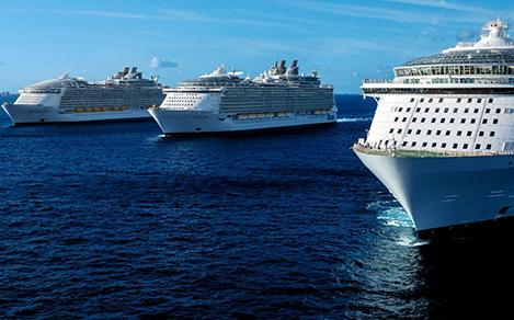 oasis class sisters symphony harmony largest cruises