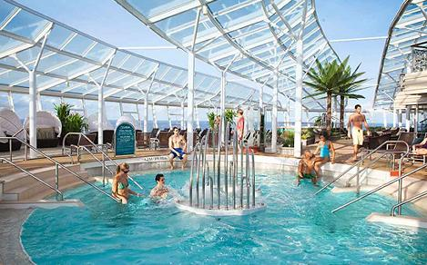oasis solarium pool neighborhood