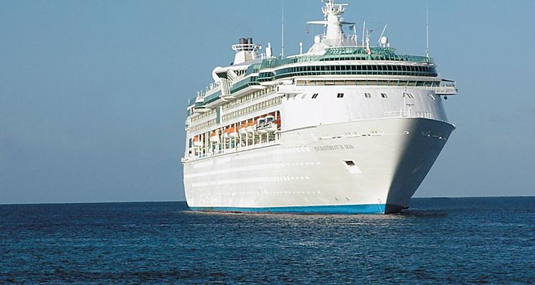 Enchantment of the Seas, Enchantment, EN, ship exterior