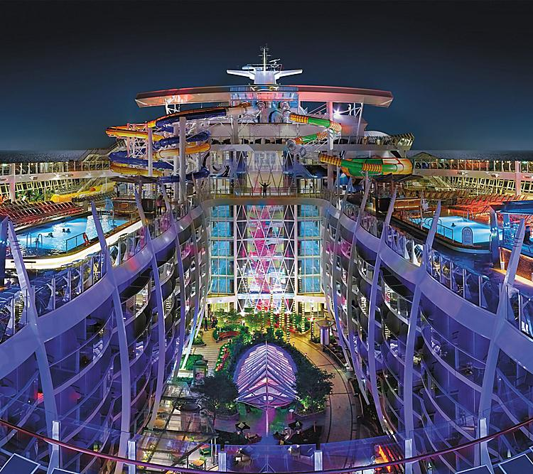 Last Day To Ship For Christmas 2019.Harmony Of The Seas Best Family Cruise Ship Royal