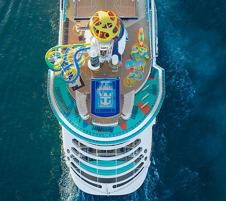 Independence Of The Seas Cruise Ships