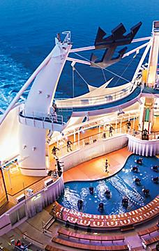 HM Harmony Of The Seas Aqua Theater Show QuotA Fine Linequot