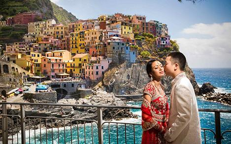 cruise wedding destination amalfi italy