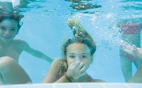 H2O Zone, Aqua Park, Pool, Sports Zone, children, kids, underwater, Oasis of the Seas, OA, Oasis Class, kids, Allure of the Seas
