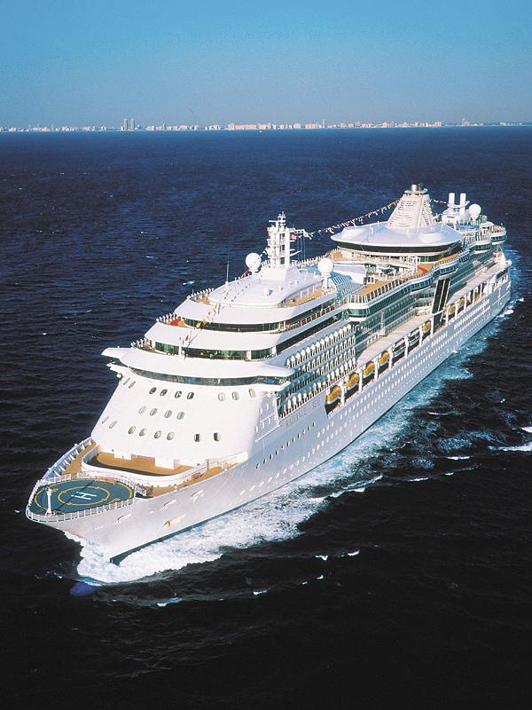 Brilliance of the Seas Cruise Ship