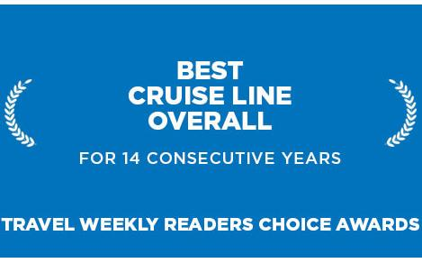 best cruise line overall
