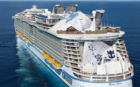 piste of the seas hit the slopes