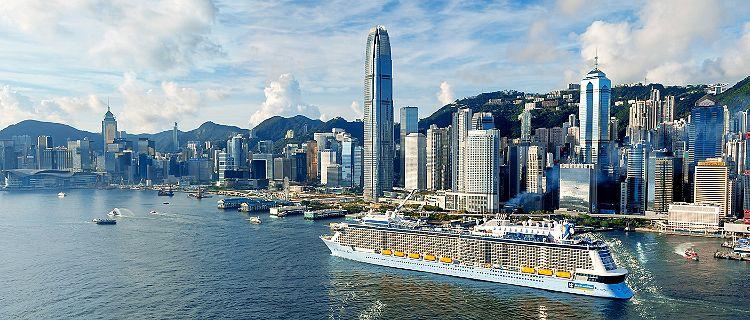 Hong Kong, Quantum