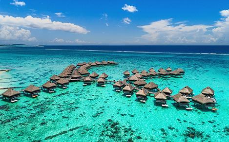 Overwater Cabanas in Fiji and Vanuatu