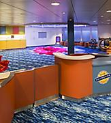 Adventure Ocean - Voyagers - Deck 14 Forward Portside Harmony of the Seas - Royal Caribbean International