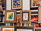 Royal Caribbean Art Collection Art Pieces