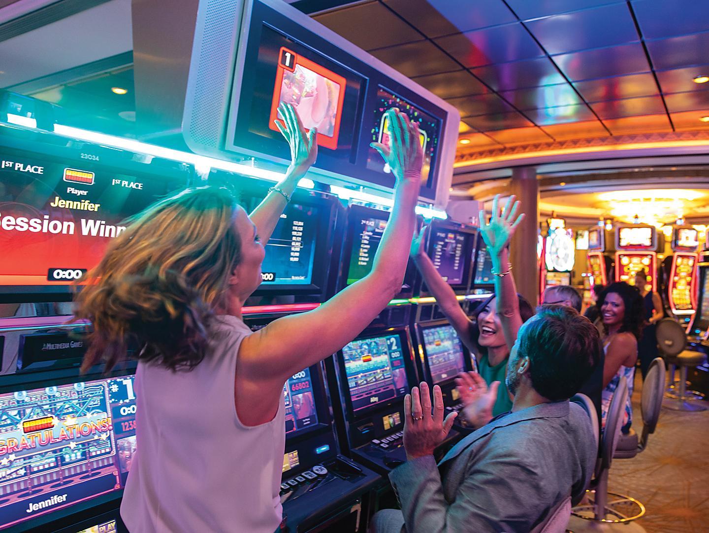 Casino Cruise   Casino & Amazing Games   Royal Caribbean Cruises