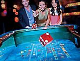 craps dice game table rolling onboard things to do casino