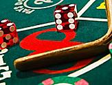 craps dice game table stick onboard things to do casino