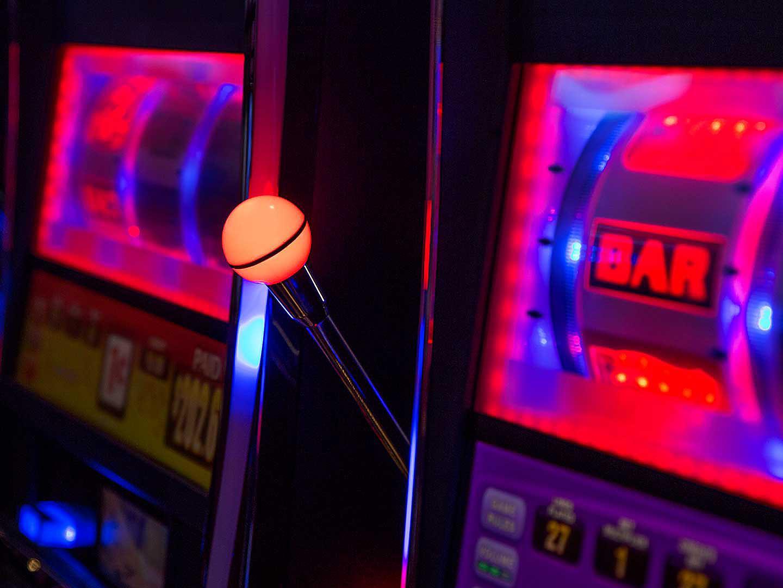 Royal Caribbean Slot Machine