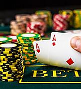 texas holdem card game hand aces chipsonboard things to do casino