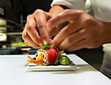 AN, Anthem of the Seas, Izumi, sushi prep, culinary, food, Asian cooking, dining, restaurant, cooking,