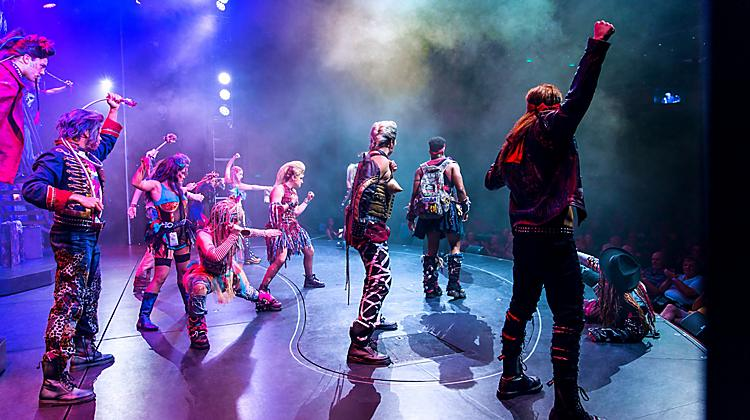 We Will Rock You - Cruise Productions | Royal Caribbean
