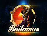 Logo of the Royal Caribbean Bailamos Cruise Show featuring a couple dancing.
