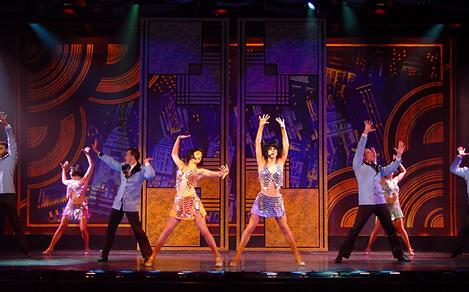 Grandeur of the Seas Rhythm and Rhyme Dancers