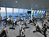 Spin Class with an Ocean View