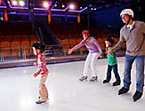 ice skating,european caucasian family, activities, fleetwide, Health and Fitness,Activities,