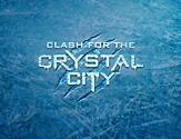 crystal city logo poster close up