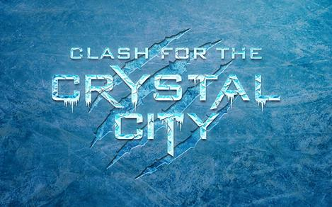 Clash for the Crystal City Logo